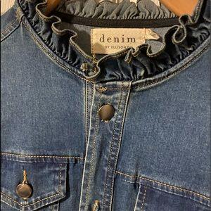 Denim by Ellison jacket
